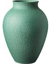 Knabstrup Vase H35 cm. Irgrøn