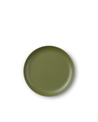 Rosendahl Grand Cru TAKE Tallerken Ø19,5 cm. 2-pak, Oliven Grøn