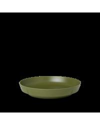 Rosendahl Grand Cru TAKE Dyb Tallerken Ø21,5 cm. 2-pak, Oliven Grøn
