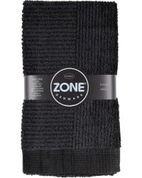 Zone Classic håndklæde 50x100 cm Sort