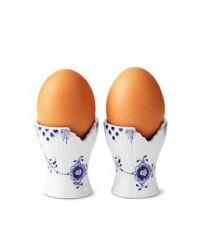 Royal Copenhagen Blå Elements æggebæger
