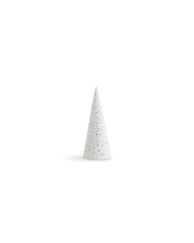 Kähler Nobili Juletræ snehvid H28,5
